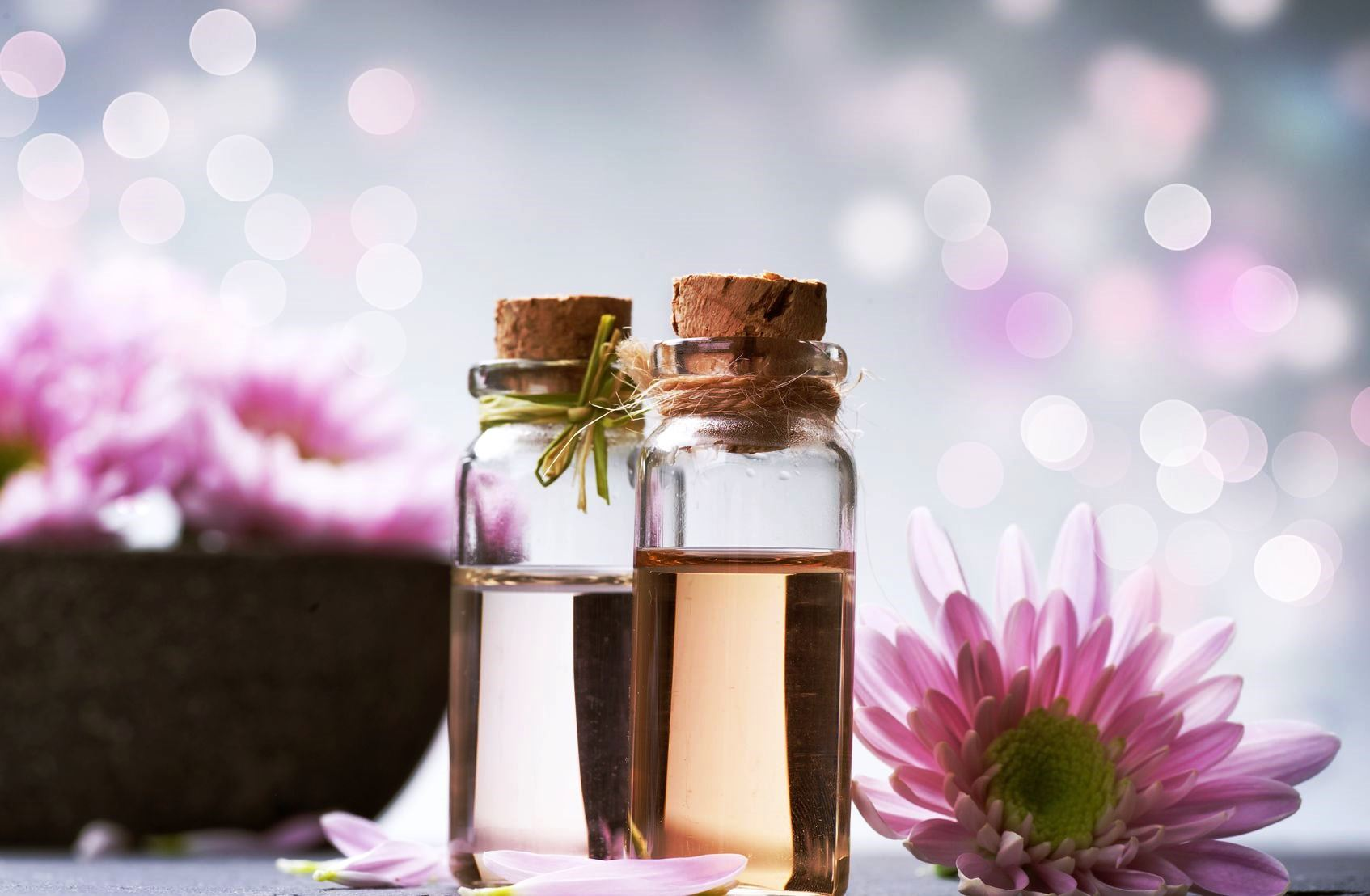 Standardization of Plant Aroma Waters and Essential Oils