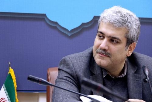 Vice President's visit Barij Essence Pharmaceutical Company