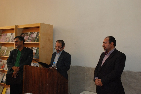 The New Director of Medicinal Plants Research Institute of Iranian Academic Center for Education, Culture and Research (ACECR), appointed
