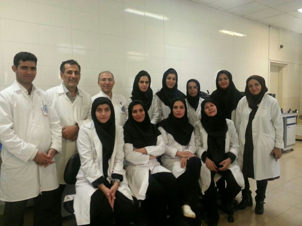 Theoretical and Practical Workshop on the Study of Differential Protein Expression in Medicinal Plants Was Held