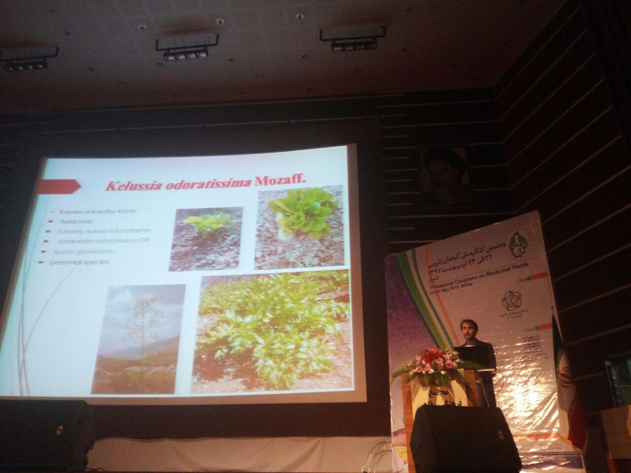 677 Papers Presented to the 7th National Congress on Medicinal Plants