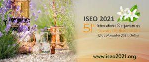51st International Symposium on Essential Oils(ISEO 2021)